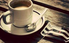 Картинка фон, обои, настроения, кофе, шоколад, кружка, чашка, капучино, какао
