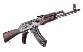 Картинка оружие, автомат, Калашникова, калаш, AKM