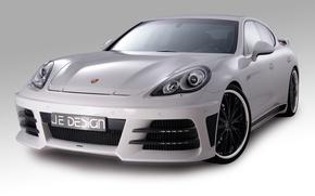 Картинка Porsche, Panamera, 2012, порше, панамера, Je Design, 970