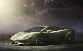 Картинка Lamborghini, Superleggera, Gallardo, ламборджини, галлардо, суперлегера