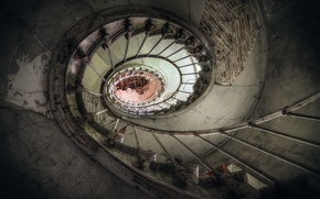 Картинка стены, лестница, фон