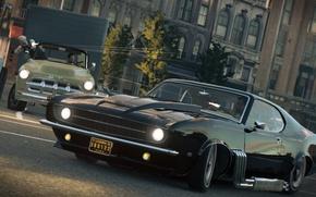 Картинка игра, game, cars, 2016, Mafia III, Мафия 3