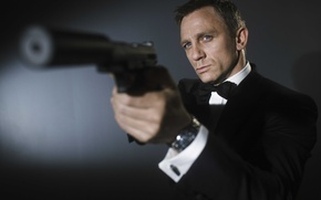 Картинка James bond, агент, Daniel Craig, 007