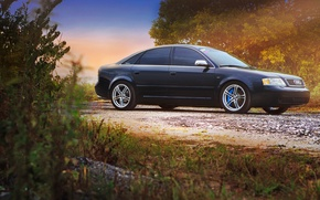 Картинка Audi, ауди, black