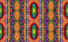Картинка линии, узор, ковер, цвет, текстура