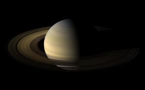 Обои Сатурн, Кольца, Планета