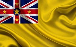 Картинка Флаг, Ниуэ, Niue