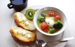 Картинка фон, еда, обед