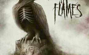 Обои modern metal, in flames, melodic death metal