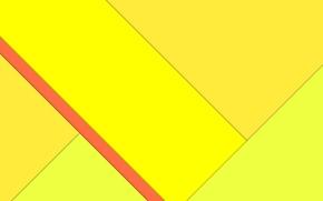 Картинка линии, желтый, геометрия, design, yellow, color, material