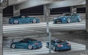 Картинка GTR, Nissan, Skyline, StanceNation, FuckasCar, GTR35