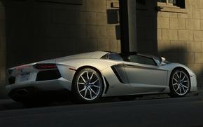 Картинка Roadster, Lamborghini, Cars, Aventador