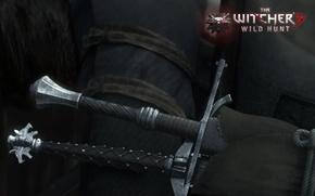 Картинка мечи, Ведьмак, CD Projekt RED, The Witcher 3: Wild Hunt