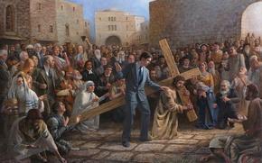 Картинка люди, ситуация, Наполеон, ленин, средневековье, сталин, обама, казнь, папа римский, гитлер, Авраам Линкольн Бен Ладен, …