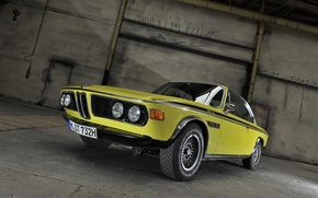 Картинка бмв, купе, BMW, 1971, Coupe