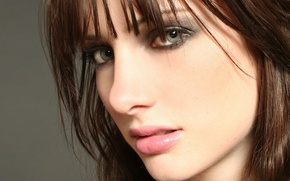 Картинка eyes, beautiful, face, redhead, look, susan coffey, sensitive