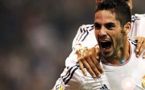 Картинка Football, Spain, Real Madrid, Real, Madrid, Isco