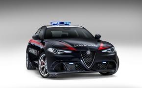 Картинка Alfa Romeo, альфа ромео, Giulia, джулия