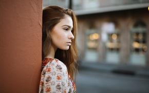 Картинка взгляд, девушка, портрет, Bianca