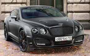 Обои Bentley, Continental, автомобили