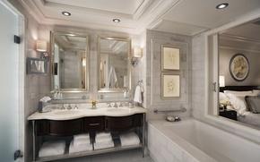 Картинка style, room, bathroom