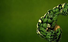 Картинка зеленый, фантастика, ярость, халк, marvel, hulk