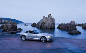Картинка auto, bmw z4 coupe, wallper