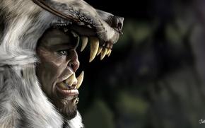 Картинка Warcraft, Громмаш, Гром Адский Крик, Grommash Hellscream