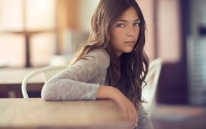 Картинка портрет, Madison, Natural Light, девочка, прелесть