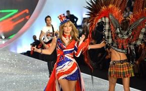 Картинка шоу, певица, подиум, Taylor Swift, мода, Victoria's Secret