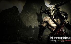 Картинка wallpaper, gaming, 2013, Bloodforge