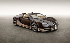 Картинка Bugatti, Legend, Гиперкар, Rembrandt