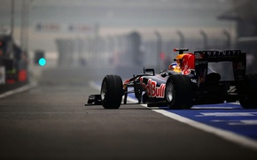 Картинка Формула 1, Шанхай, Formula 1, Red Bull, 2011, Феттель, Себастьян Феттель, Гран При, RB7, Пит …