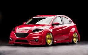 Картинка купе, Honda, хонда, HR-V