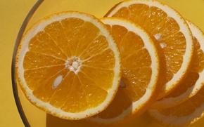 Картинка оранжевый, апельсин, еда