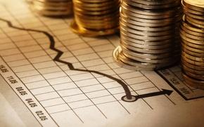 Картинка paper, coins, economy