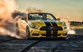 Картинка Mustang, Ford, мустанг, форд, Hennessey