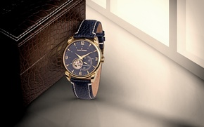 Картинка стиль, фон, часы, бренд, brand, футляр, Watch, Jack Pierre, логотип. эксклюзив