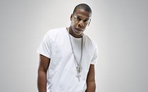 Обои мужчина, певец, обои для рабочего стола, Jay Z