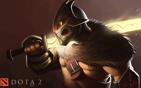 Картинка sword, juggernaut, dota 2, joshcorpuz85, yurnero