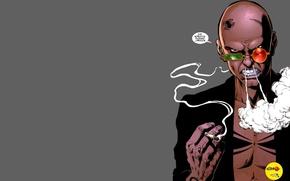 Обои Спайдер Иерусалим, персонаж, комикс, трансметрополитен, Spider Jerusalem