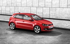 Картинка Volkswagen, фольксваген, Polo, поло
