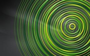 Картинка абстракция, цвет, круг, кольцо