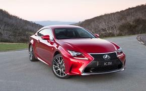 Обои Lexus, лексус, F-Sport, AU-spec, 2014