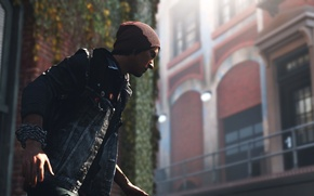 Картинка Game, Sucker Punch, PlayStation 4, Delsin Rowe, PS4, Sony Computer Entertainment, Infamous: Second Son