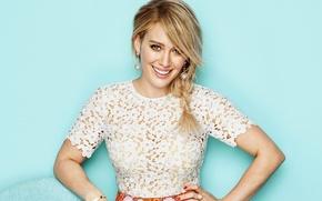 Обои актриса, Хилари Дафф, Hilary Duff, певица