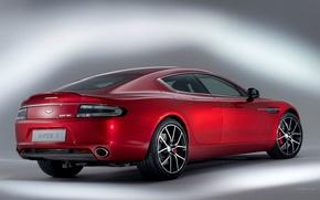 Картинка Aston Martin, Red, Rapid