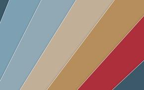 Картинка линии, красный, голубой, color, material