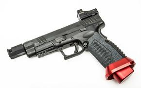 Картинка пистолет, оружие, полуавтоматический, Springfield Armory, XDM