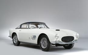 Картинка Ferrari, Sport, 1955, Berlinetta, Классическое авто, Pinin Farina, 375, Speciale